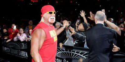 Se trata de Hulk Hogan Foto:WWE