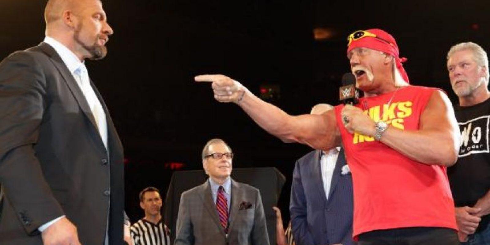 Fue introducido al Salón de la Fama en 2005 Foto:WWE