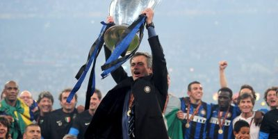 En 2010 se coronó con el Inter como campeón de la Champions League tras vencer al Bayern Munich en la final. Foto: Getty Images