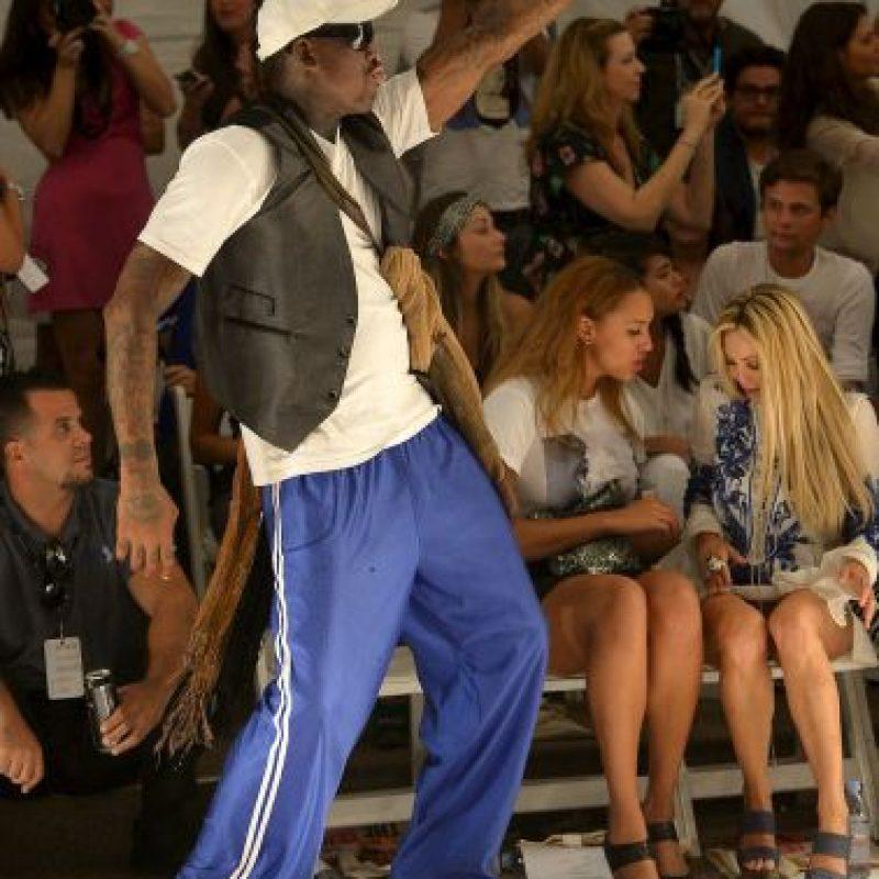 6. Dennis Rodman Foto:Getty Images