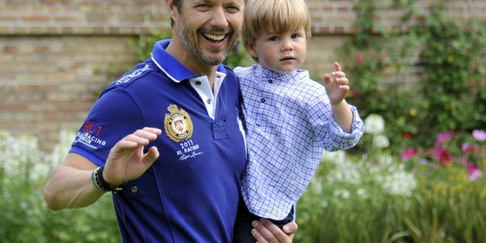 6. Príncipe Vincent y princesa Josephine (Dinamarca)- Los gemelos son hijos del príncipe Frederick y la princesa Mary Donaldson. Los gemelos tienen cuatro años. Foto:Getty Images