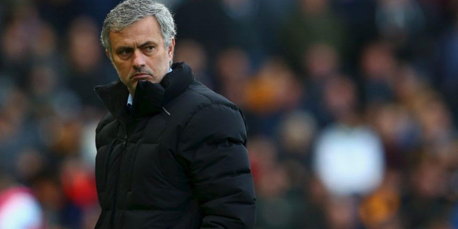 Tomando en cuenta sólo Liga, Copa y Champions, el entrenador portugués tiene 15 campeonatos. Foto:Getty Images