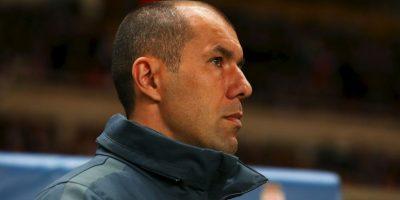 Leonardo Jardim (40 años), técnico del Mónaco Foto:Getty Images