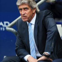 Manuel Pellegrini, DT del Manchester City, tiene 61 años Foto:Getty Images