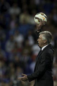 Carlo Ancelotti cuenta con 55 años; su club, el Real Madrid, es escolta de España Foto:Getty Images