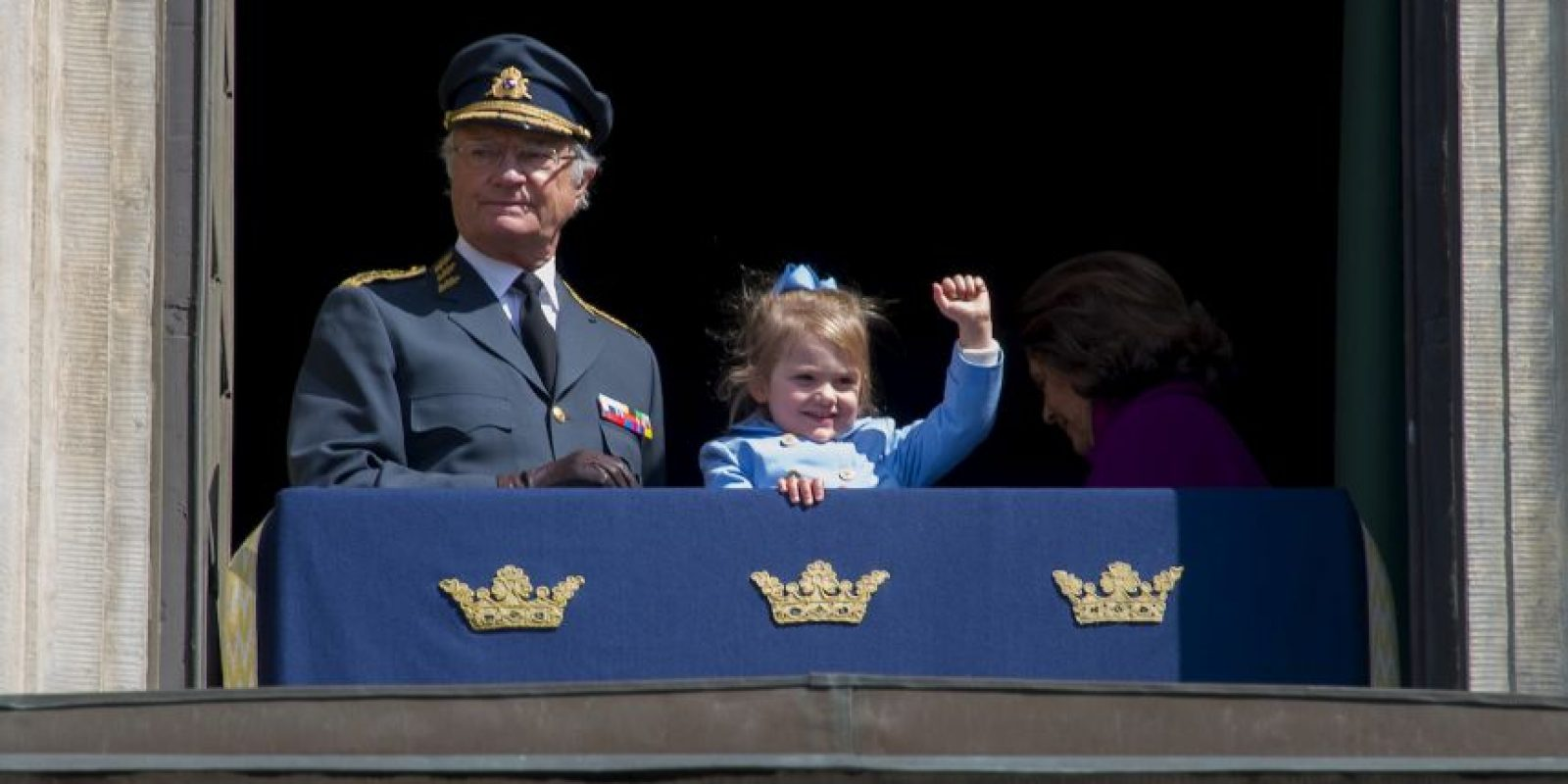 Princesa Estelle (Suecia) Foto: Getty Images