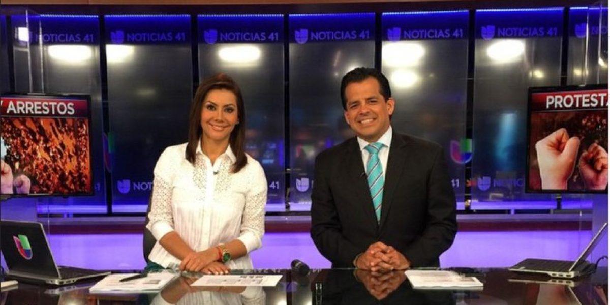 La colombiana Adriana Vargas ganó un Emmy por su trabajo en Univisión