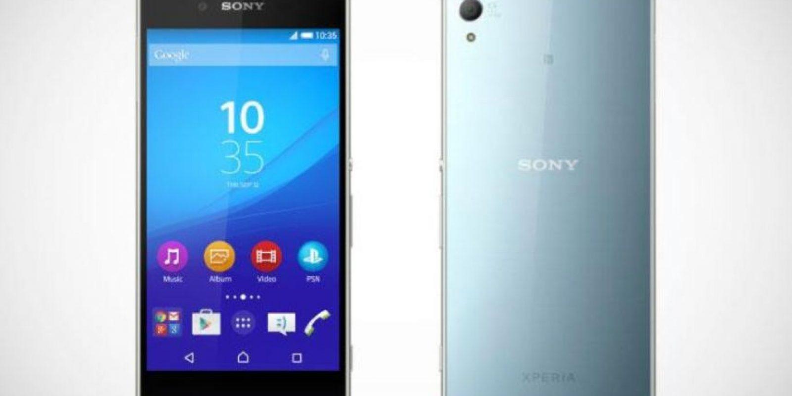 El precio del Sony Xperia Z4 no ha sido dado a conocer. Foto:Sony