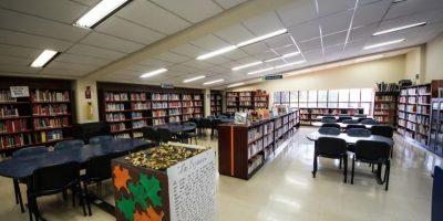 La iluminación y espacios de lectura cambiaron de cara. Foto:Cortesía Secretaría de Cultura, Recreación y Deporte.