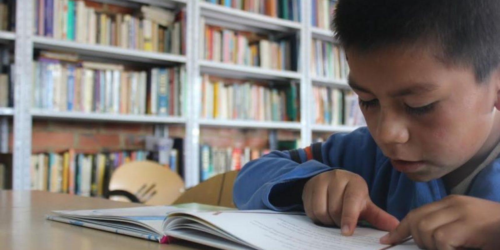 Con la remodelación de la biblioteca se creó la ludoteca y la bebeteca. Foto:Cortesía Secretaría de Cultura, Recreación y Deporte.