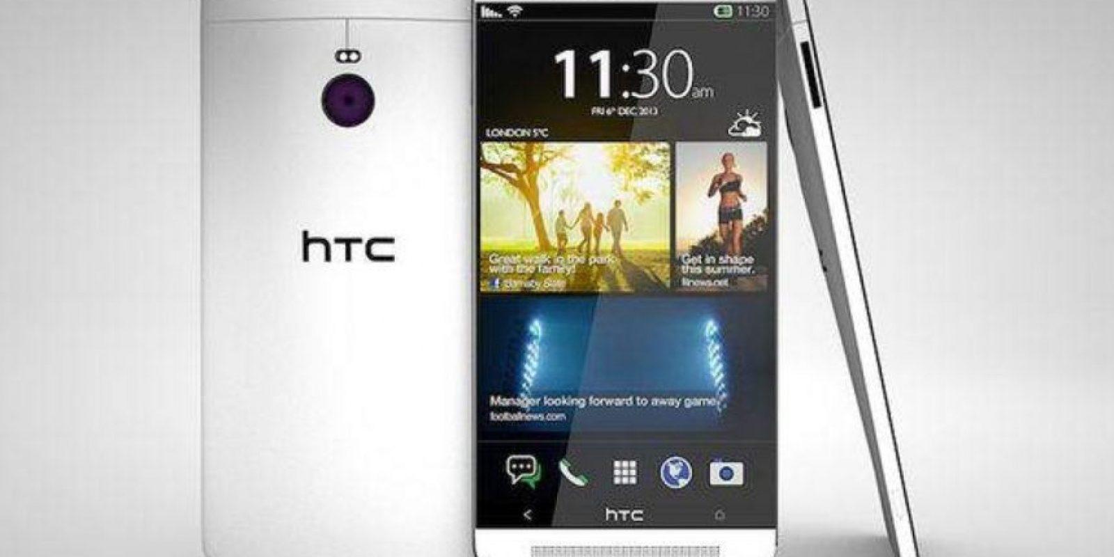 Su pantalla es de 5 pulgadas con un procesador Qualcomm Snapdragon 810 de ocho núcleos a 2GHz, cámara posterior de 20.7 megapixeles, frontal de 4 megapixeles y batería de 2.840 mAh. Foto:HTC