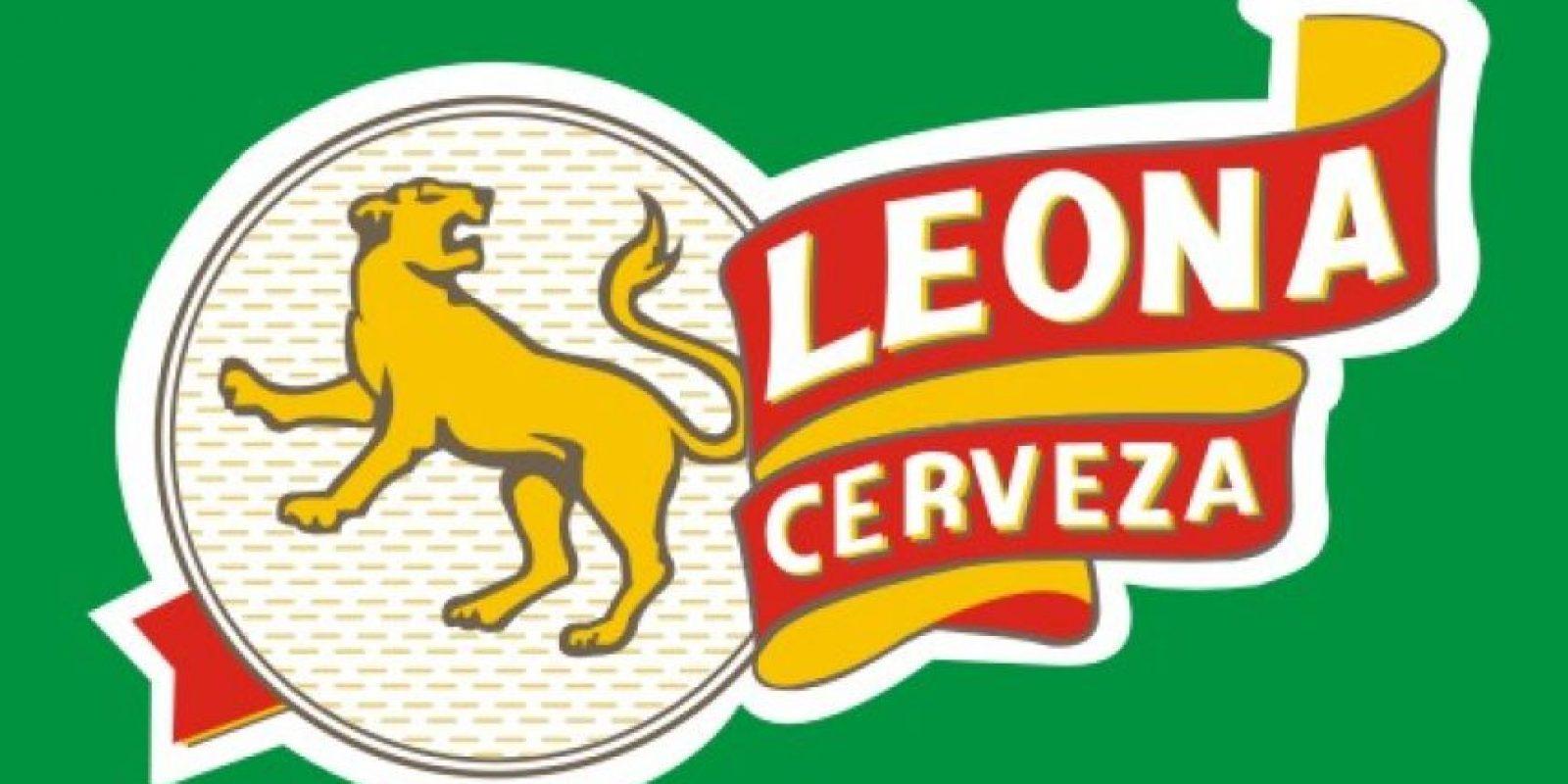 Además de la cerveza Leona, también estaba la Cachorra.