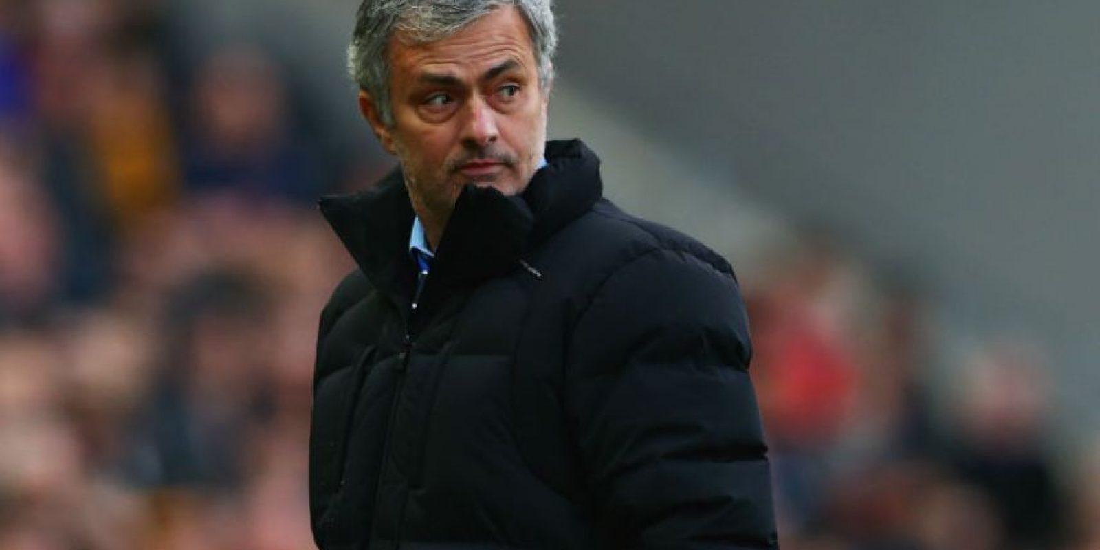 José Mourinho (52 años) es el monarca de la Premier League con el Chelsea Foto:Getty Images