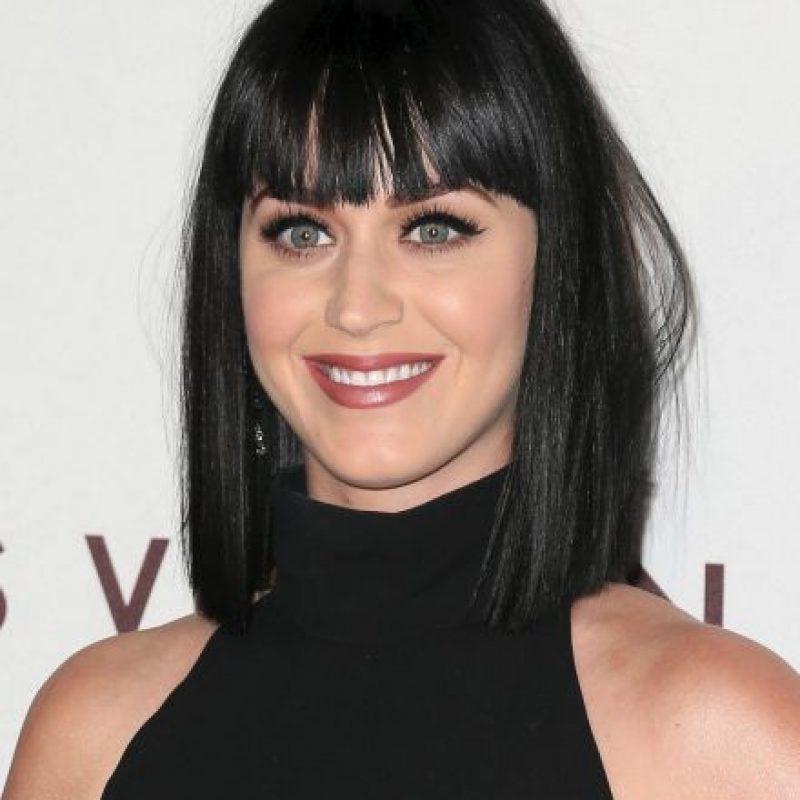 Katy Perry no es ajena a los cambios radicales y esta vez luce diferente. Foto:Getty Images
