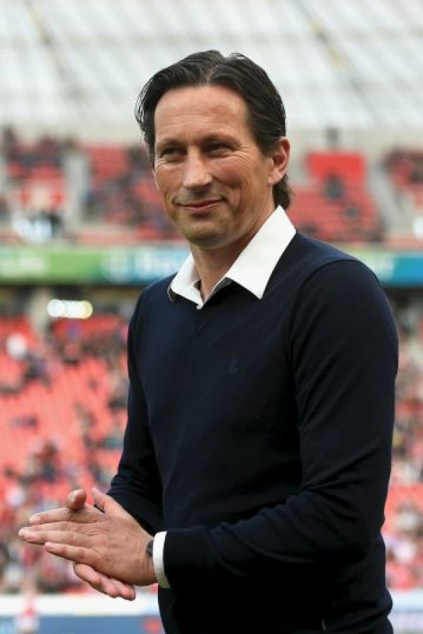 Roger Schmidt (48 años), técnico del Bayer Leverkusen Foto:Getty Images