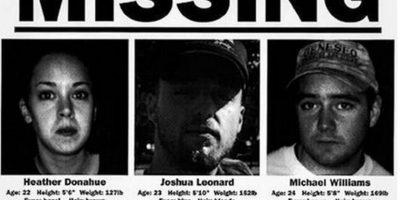 """Antes del estreno de la cinta, en la información oficial sobre los tres actores en IMDB se podía leer que estaban """"desaparecidos o muertos"""". Foto:imdb.com"""