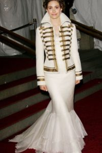 """Emmy Rossum no superaba al """"Fantasma de la Ópera"""" en 2006. Foto:vía Getty Images"""