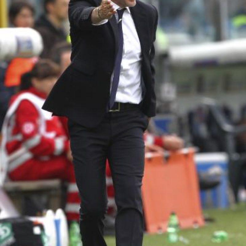 Stefano Pioli (49 años), DT de Lazio Foto:Getty Images