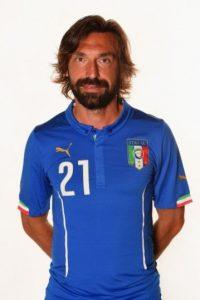 """¿Qué hace tan encantador a este """"mago"""" italiano? Estas son las 13 cosas por las cuales Andrea Pirlo es uno de los futbolistas más interesantes de la historia. Foto:Getty Images"""