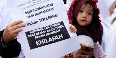 Musulmanes han manifestado su molestia hacia las ediciones de esta revista. Foto:Getty Images