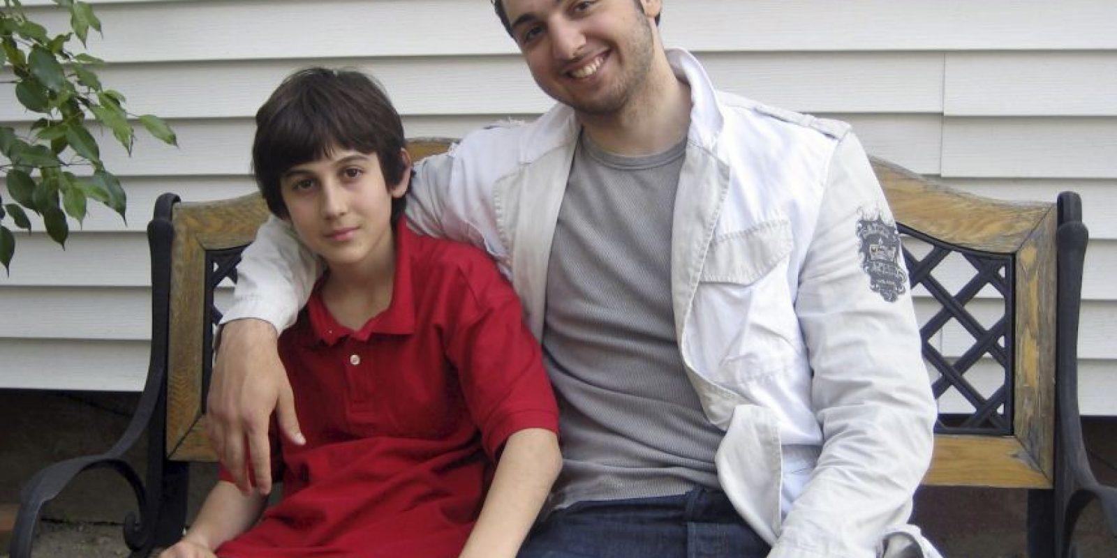 Los abogados de Tsarnaev están tratando de evitarle la pena de muerte, acusando a su hermano mayor Tamlerlan como quien planeó el atentado. Foto:AP