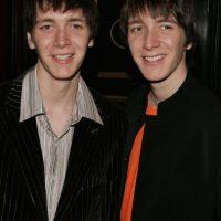 Antes de trabajar en el cine, eran aficionados del teatro en su escuela secundaria. Foto:Getty Images