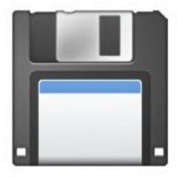 El disco de 3.5 pulgadas era una popular forma de transferir archivos en la década de los años 80 y 90. Foto:emojipedia.org