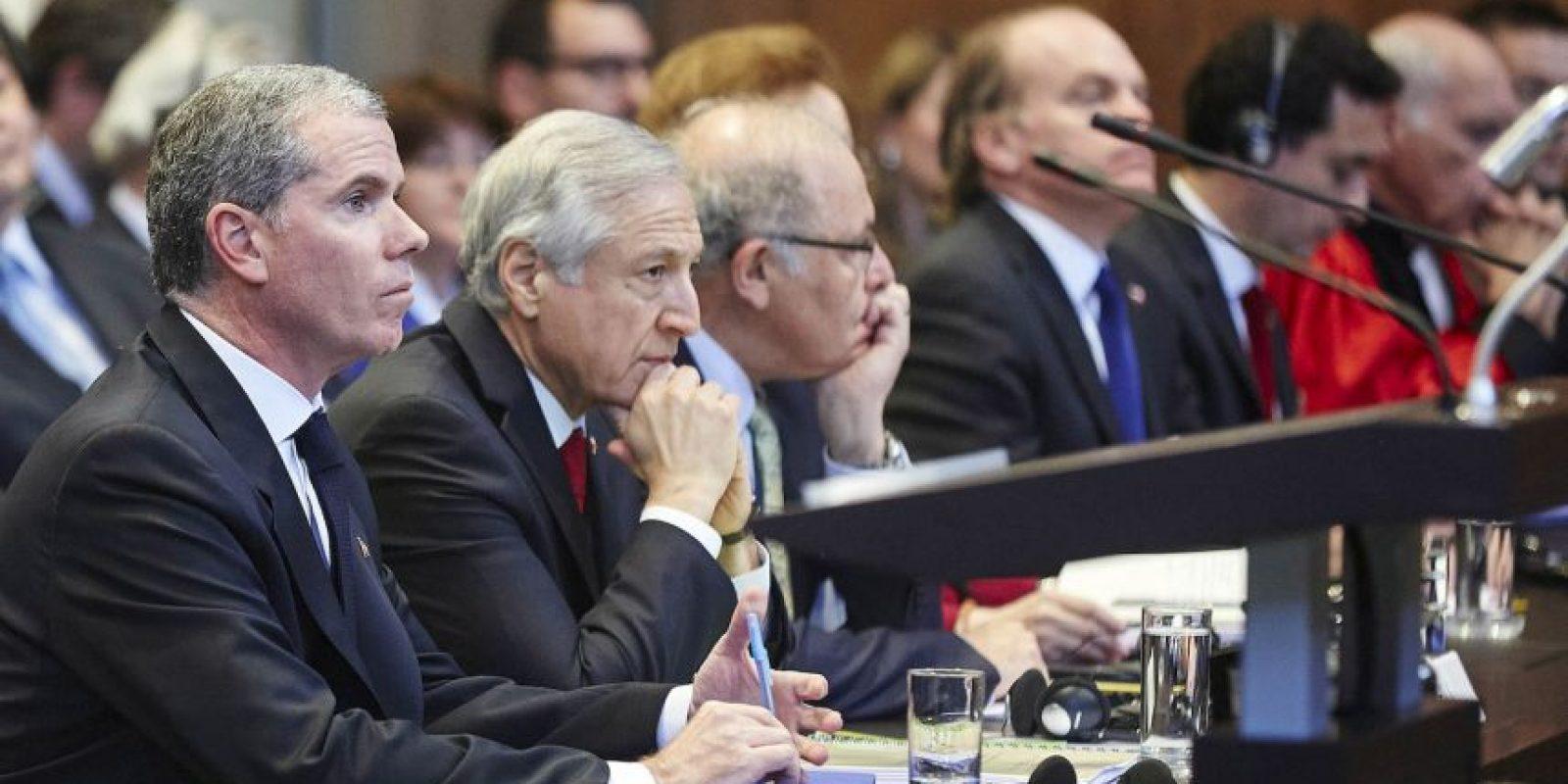 Escenario uno: La corte acoge el alegato chileno y se declara incompetente en el tema. De ser así, esta demanda llegaría a su fin. Foto:AP