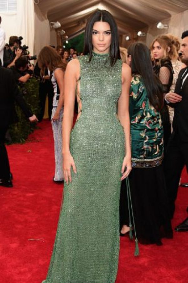 Kendall Jenner, predecible y aburrida. Foto: vía Getty Images