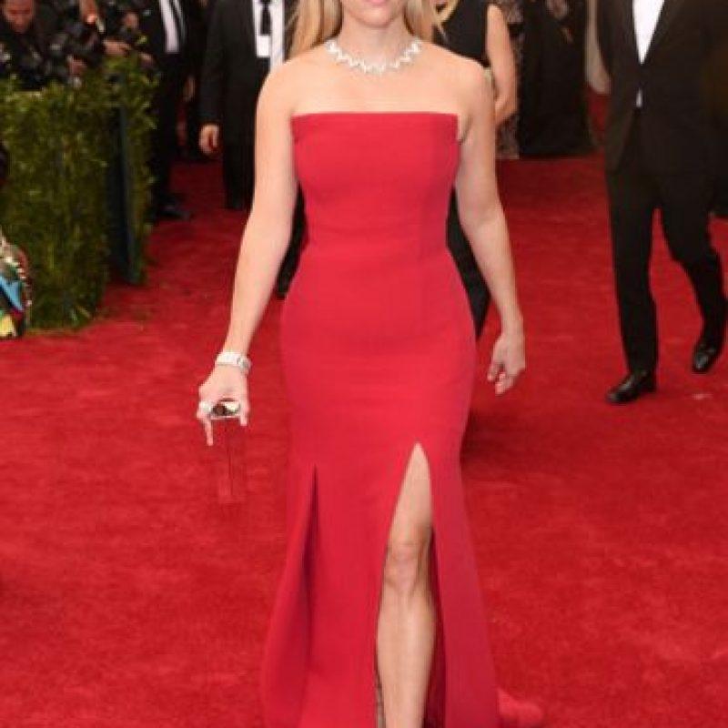 Más aburrida que nunca, Reese Whiterspoon. Foto:vía Getty Images