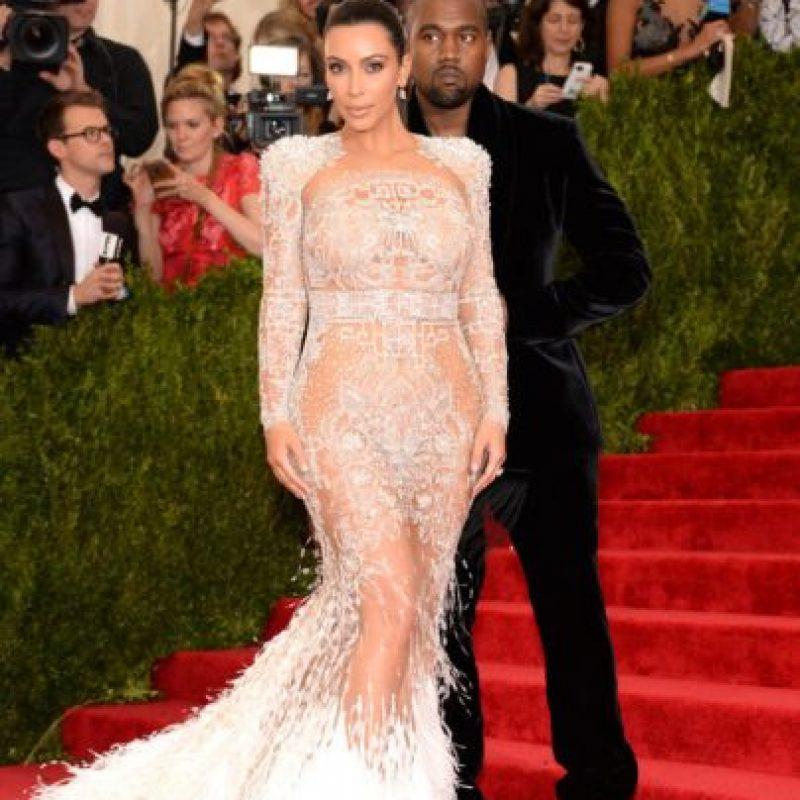 Esto fue para la Gala del Met 2015 Foto:vía Getty Images