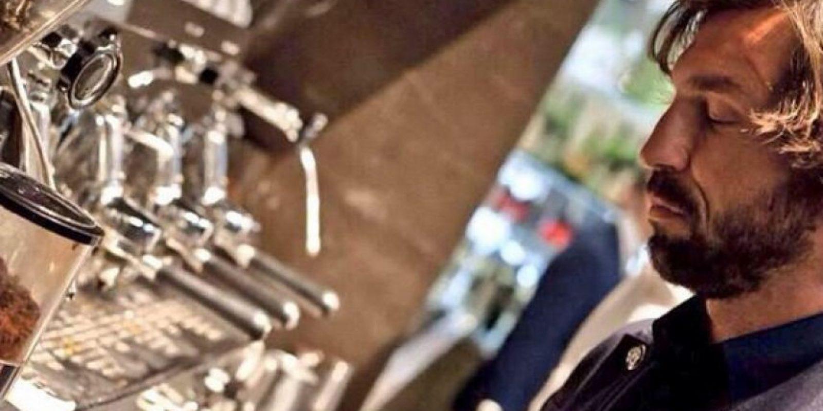 """13. Llevará su """"clase"""" a los vinos Foto:Vía instagram.com/pirloficial"""