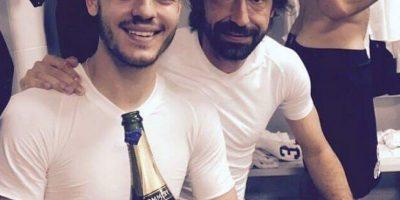 11. Cuando celebra, lo hace a lo grande Foto:Vía instagram.com/pirloficial