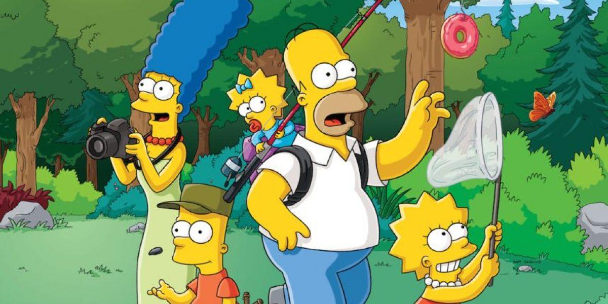 Anuncian dos nuevas temporadas de Los Simpsons