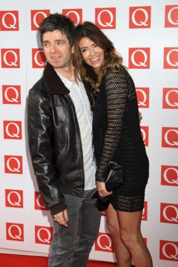 Está casado desde 2011 con Sara McDonald, su actual esposa. Foto:Getty Images