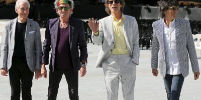 The Rolling Stones Foto:Getty Images