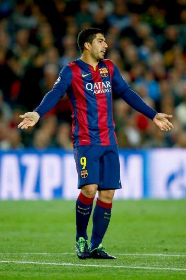 Con los catalanes aspira a ganar la Liga, Copa del Rey y Champions. Foto:Getty Images