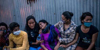 """1. La mayoría de las niñas secuestradas terminan en burdeles en India, reseñó """"The Guardian"""". Foto:Getty Images"""