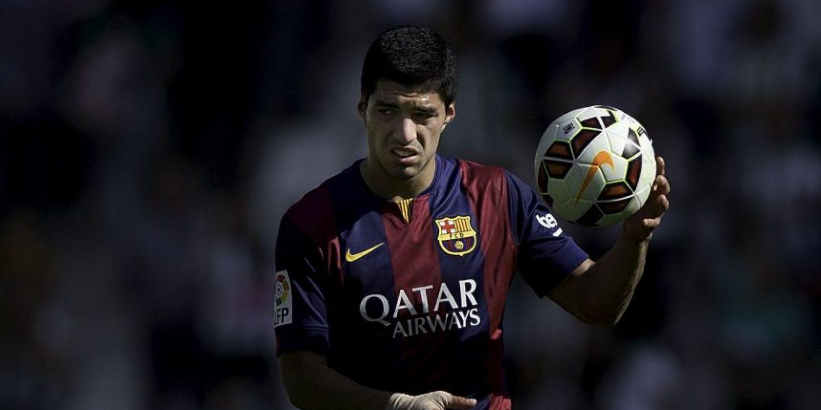 Hoy pasa por un gran momento en su carrera al combinar su talento con el de Messi y Neymar y formar un tridente espectacular en la delantera del Barça. Foto:Getty Images