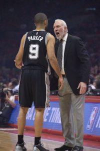 Tienen cinco títulos de la NBA ganados en 1999, 2003, 2005, 2007 y 2014. Foto:Getty Images