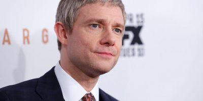 Martin Freeman es un actor británico. Foto:Getty Images