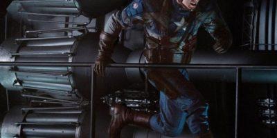 """Esta cinta narrará el conflicto entre """"Iron Man y """"Capitán América"""" Foto:Facebook/CaptainAmerica"""
