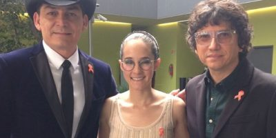 Ximena fue juez en un programa televisivo de talento. Foto:instagram.com/ximenamusic