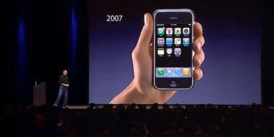 iPhone es una línea de teléfonos inteligentes diseñada y comercializada por Apple Inc. lanzada en el año 2007 Foto:twitter.com/iPadizate