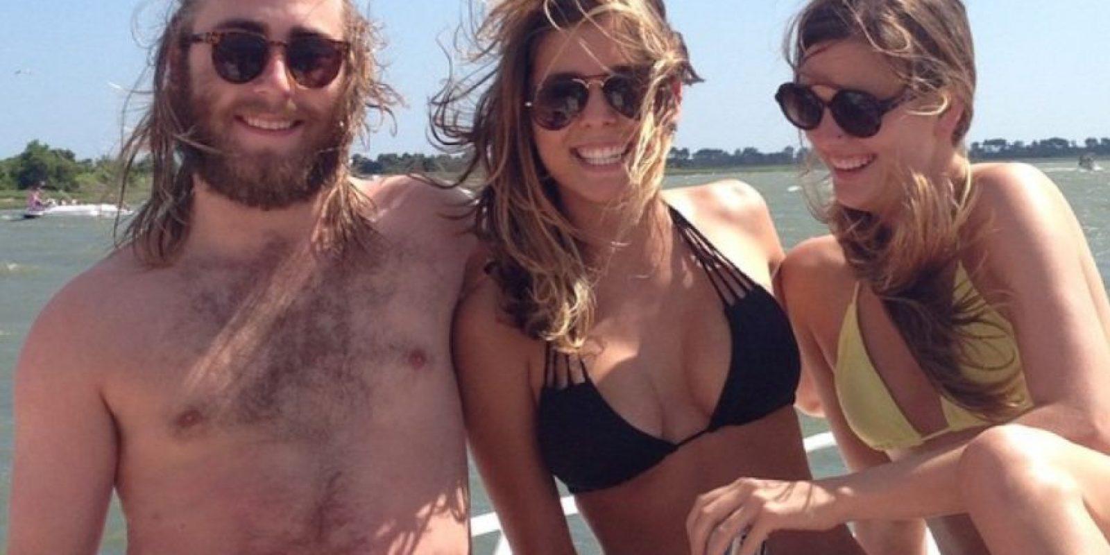 6. Jason Segel, John Hamm y Seth Rogen ya han mostrado que tenerla no impide tener atractivo sexual. Foto:vía Instagram/collegedadbods