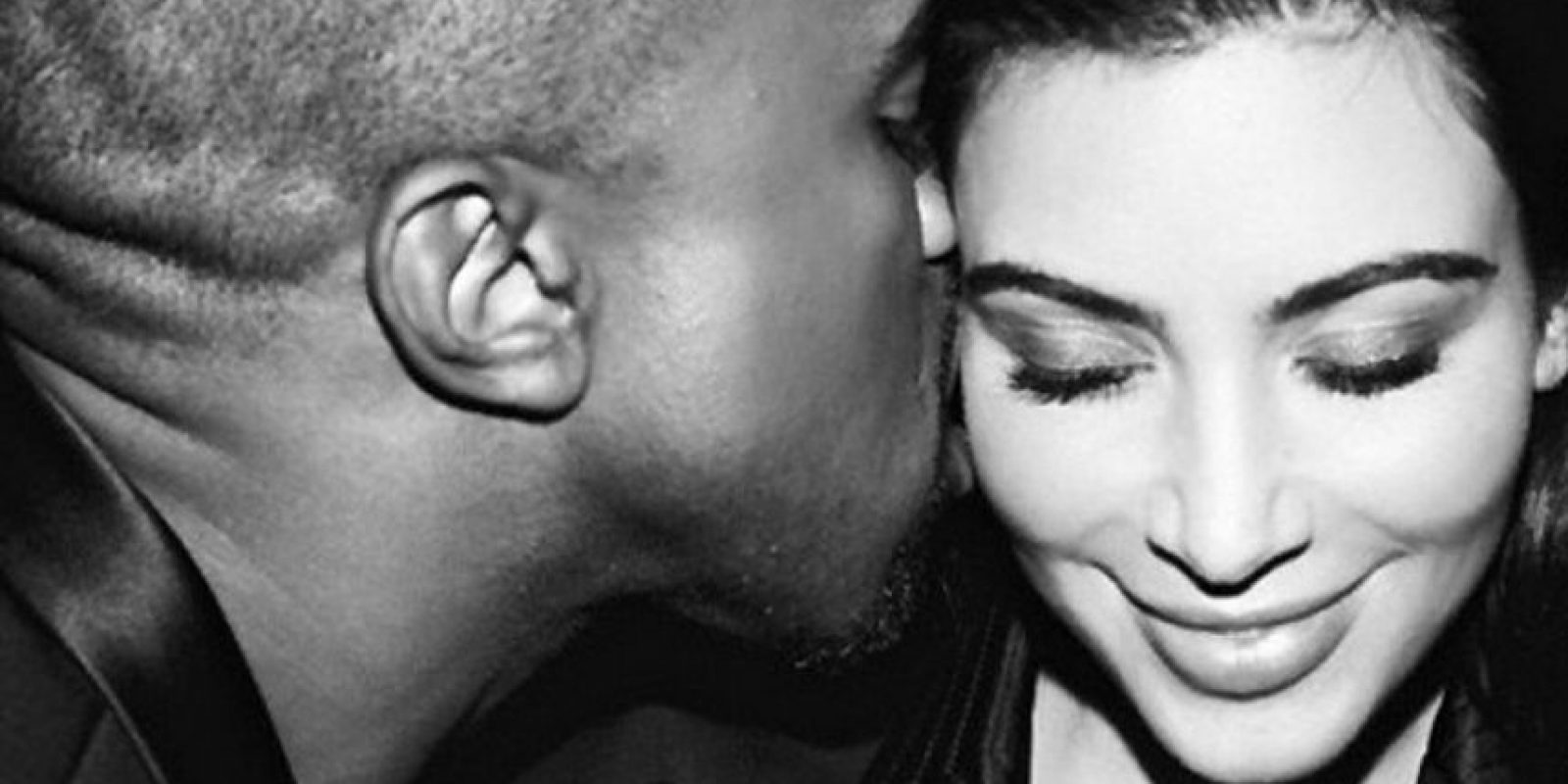 Si hizo otra idiotez con Kanye West. Foto:vía Instagram/KimKardashian