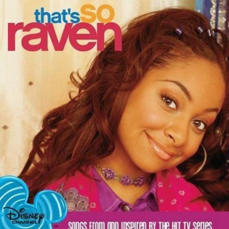 """Raven Symoné fue una gran estrella Disney, conocida por la serie """"It´s So Raven"""" y la película """"Cheetah Girls"""". Foto:vía Disney"""