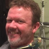Se alejó del mundo del espectáculo, pero aún es recordado por sus fans Foto:Vía facebook.com/RobertMacnaughton