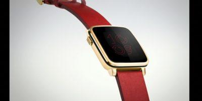 Apple Watch edition chapado en oro Foto:Apple