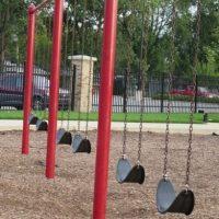 7. A diferencia de las actividades en casa, los juegos al aire libre implican mayor participación de los padres. Foto:Wikimedia